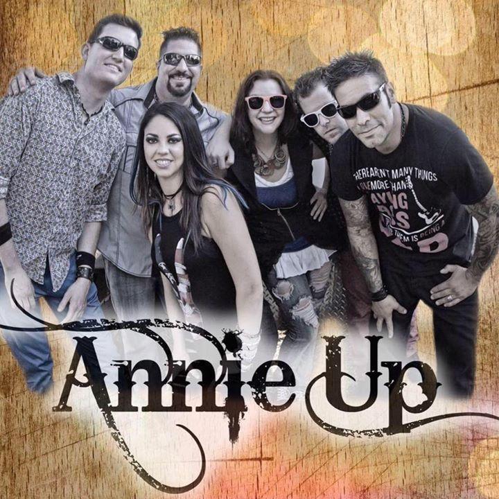 Annie Up Tour Dates
