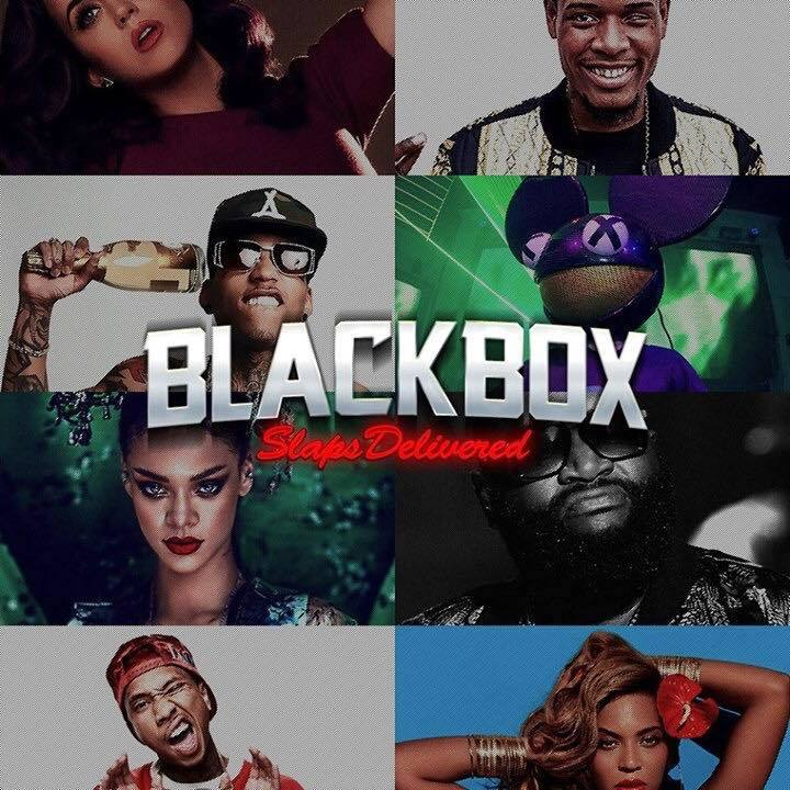 Black Box Tour Dates