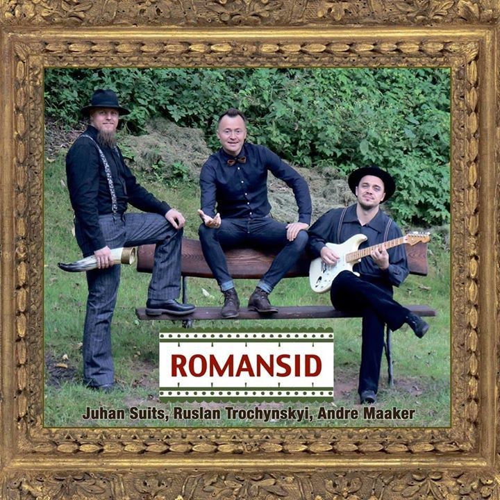 Trio Romansid Tour Dates
