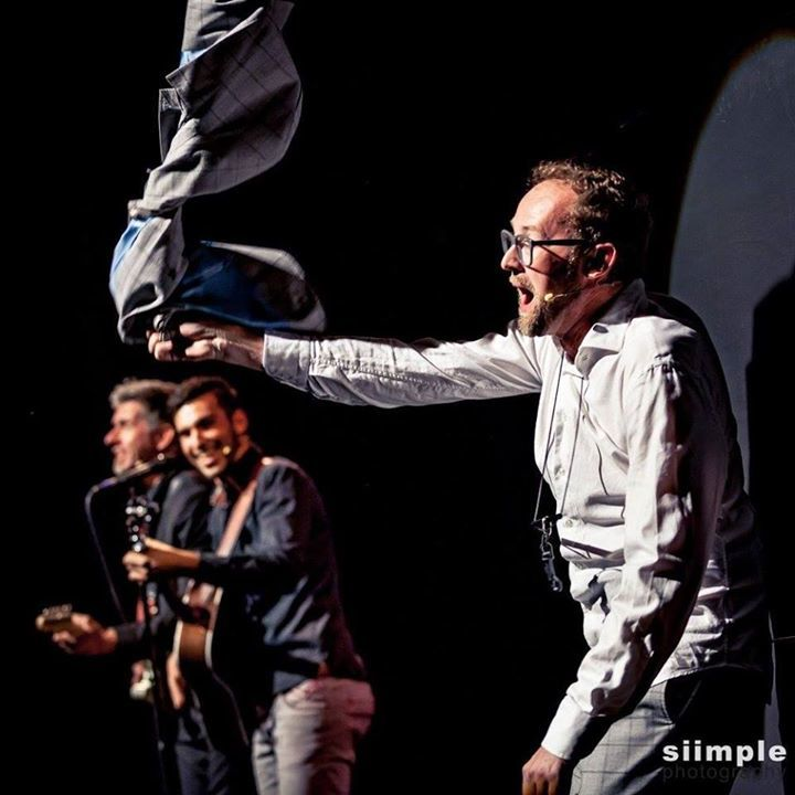 Piepschuim @ Agora Theater en Congrescentrum - Lelystad, Netherlands