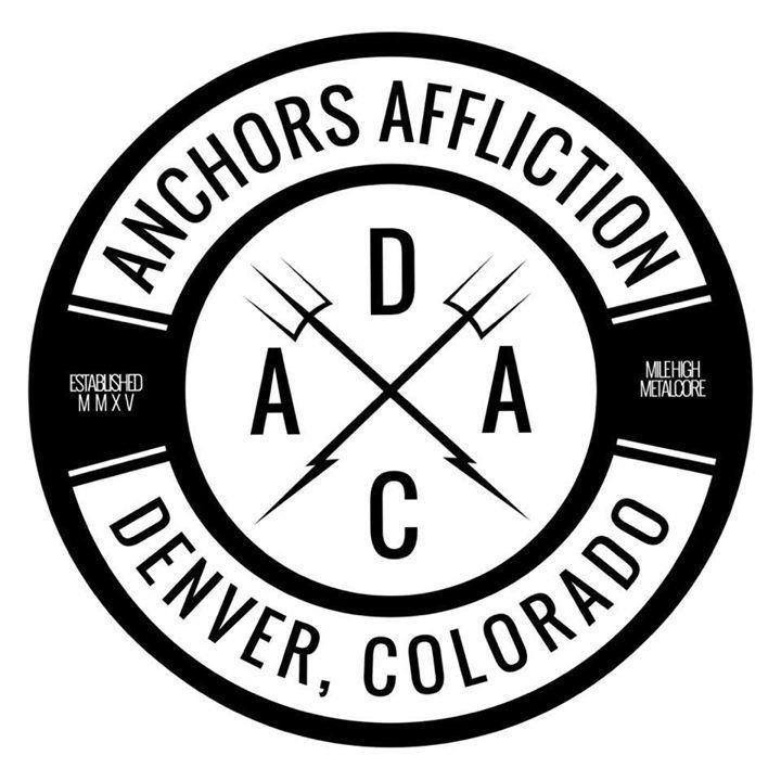 Anchors Affliction Tour Dates