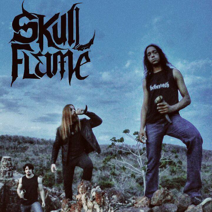 Skull Flame Tour Dates