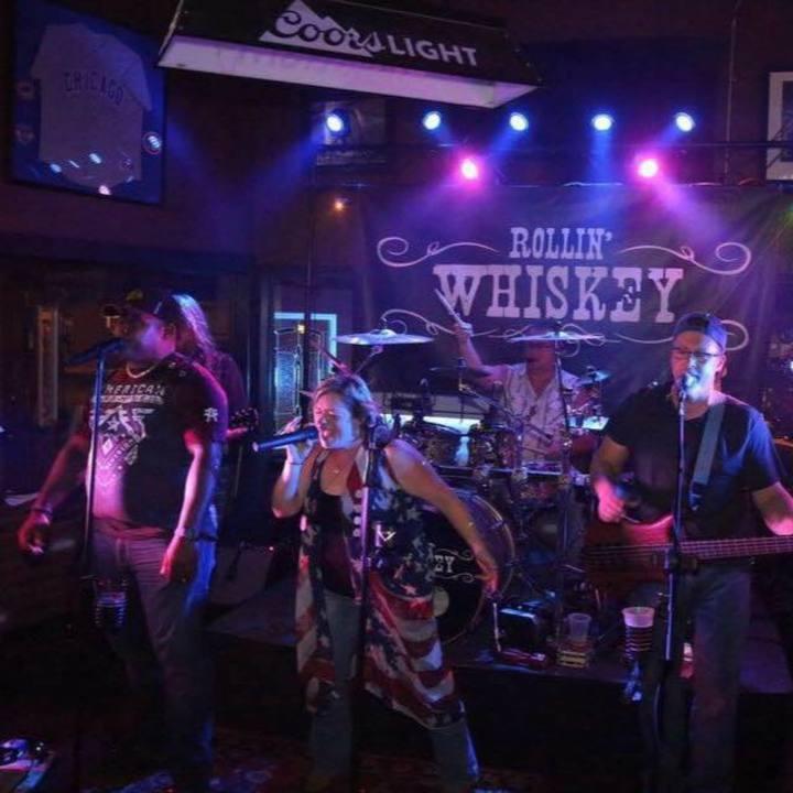 Rollin Whiskey Tour Dates