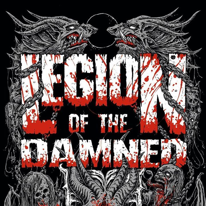Legion of the Damned @ Chronical Moshers Festival - Reichenbach Im Vogtland, Germany