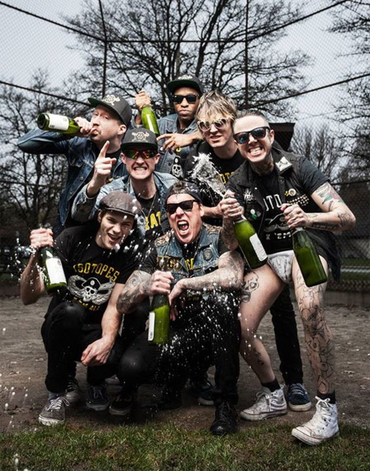 Isotopes Punk Rock Baseball Club Tour Dates