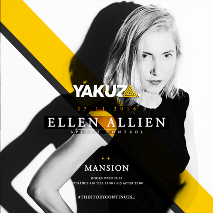 Ellen Allien @ Mansion - San Giljan, Malta