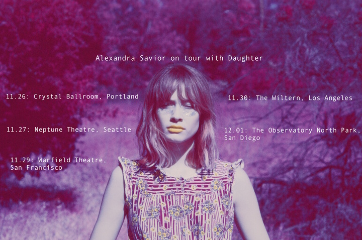 Alexandra Savior @ Warfield Theatre - San Francisco, CA