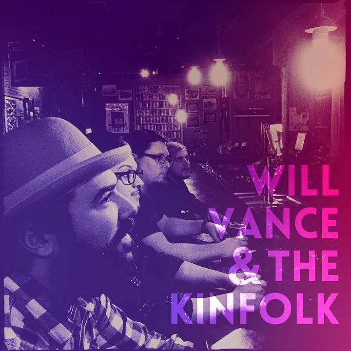 Will Vance & the Kinfolk Tour Dates