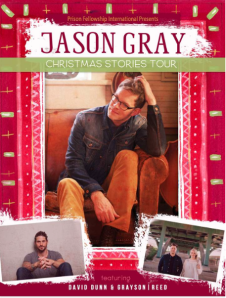 Jason Gray @ Cornerstone United Methodist Church - Hamilton, OH
