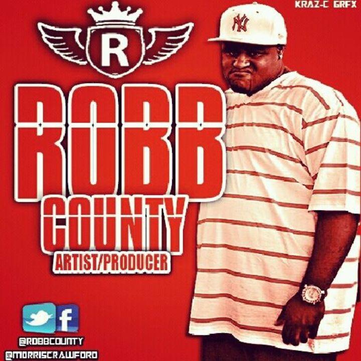 ROBB COUNTY Tour Dates