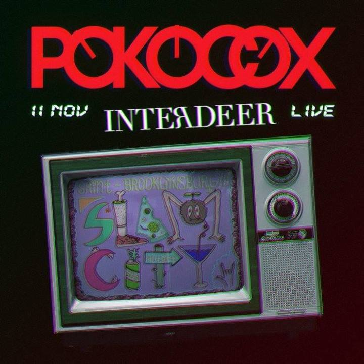 Poko Cox Tour Dates