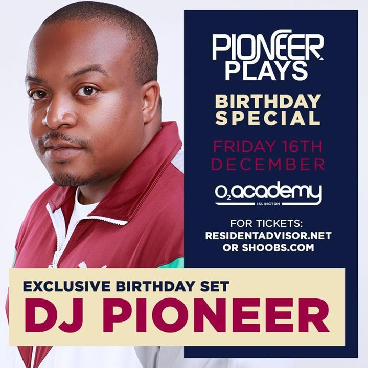 DJ Pioneer Tour Dates