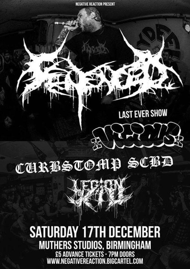 Legion to Kill Tour Dates