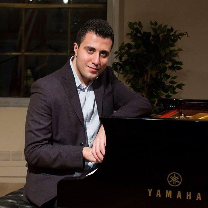 Giorgi Mikadze @ Touring with Vakhtang Kakhidze & Tbilisi Symphony Orchestra - Ashdod, Israel