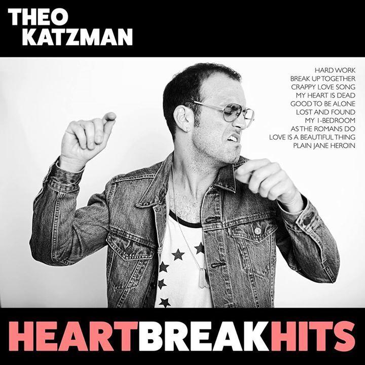 THEO KATZMAN Tour Dates