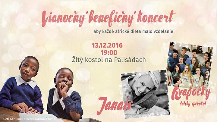 Janais @ Žltý kostol na Palisádach - Bratislava, Slovakia