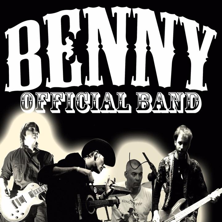 Benny Official Tour Dates
