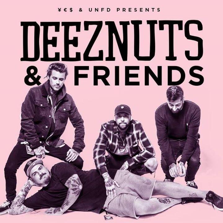 Deez Nuts Tour Dates