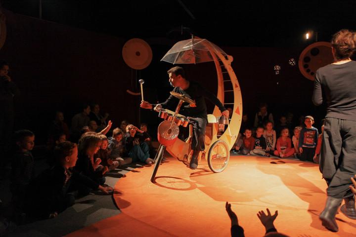 Atrium Percussion @ BRUITS à la MJC le Vivarium  - Villé, France