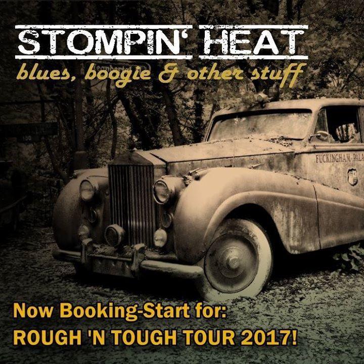 STOMPIN' HEAT Tour Dates