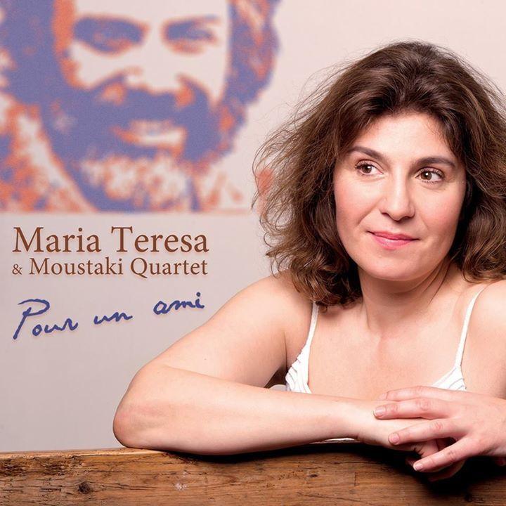 Maria Teresa @ Studio de l'Ermitage - Paris, France