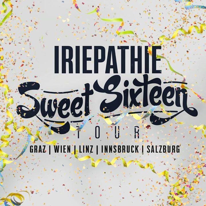Iriepathie Tour Dates