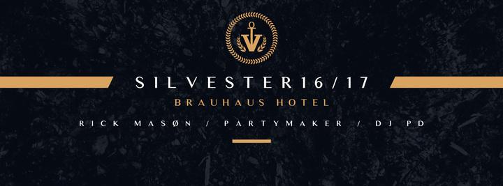 DJ PD @ Silvesterclubbing @ Brauhaus Varel Hotel - Varel, Germany