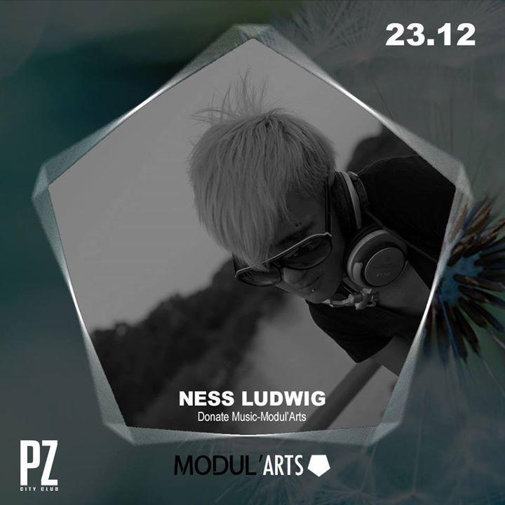 Ness Ludwig Tour Dates