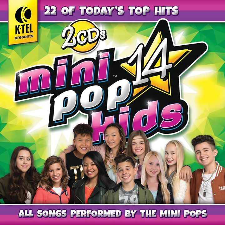 Mini pop kids @ Festival Place - Sherwood Park, Canada
