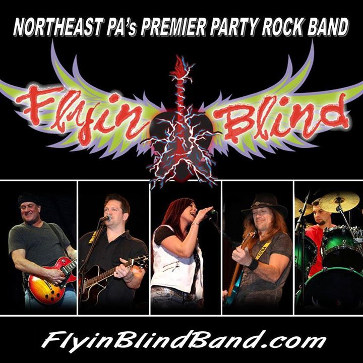 Flyin Blind Tour Dates