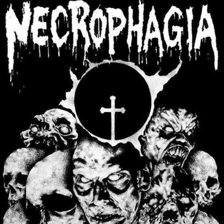 Necrophagia (official) @ Black Christmas - Norrkoping, Sweden
