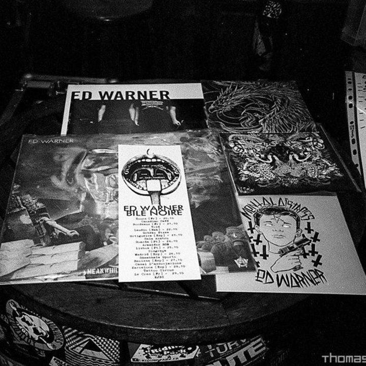 ED WARNER Tour Dates