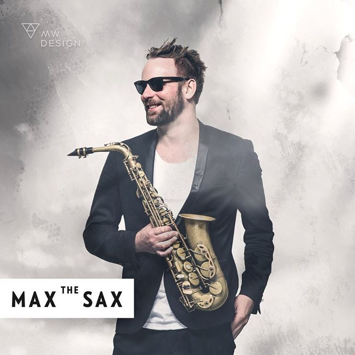 Max the Sax Tour Dates
