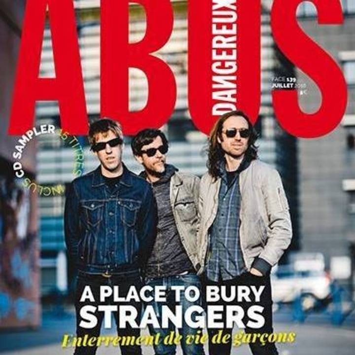 A Place to Bury Strangers Tour Dates