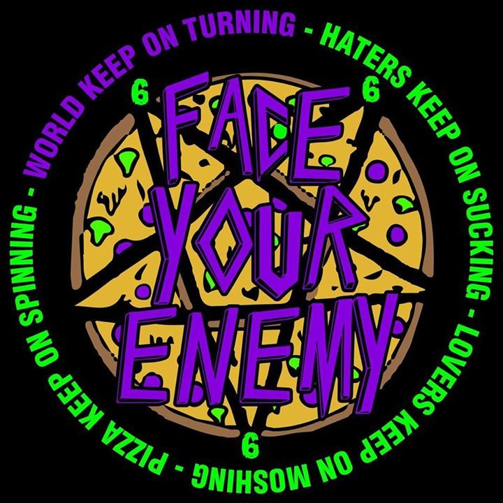Face Your Enemy Tour Dates