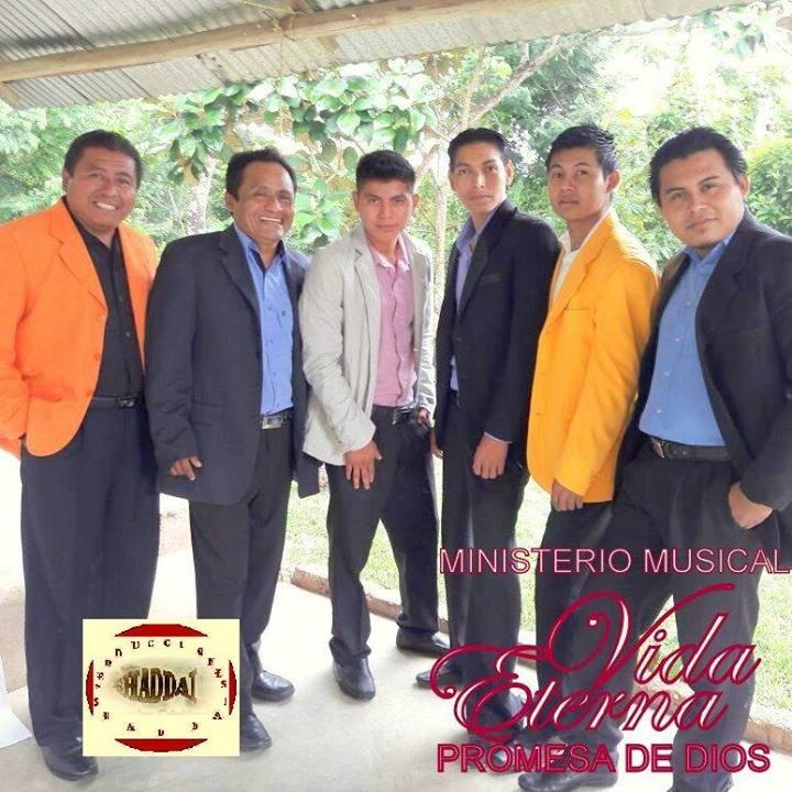 Ministerio Musical Vida Eterna (veracruz) Tour Dates