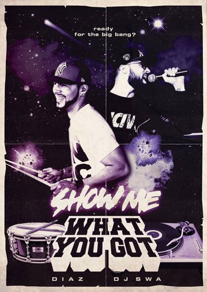 Show me what you got Tour Dates