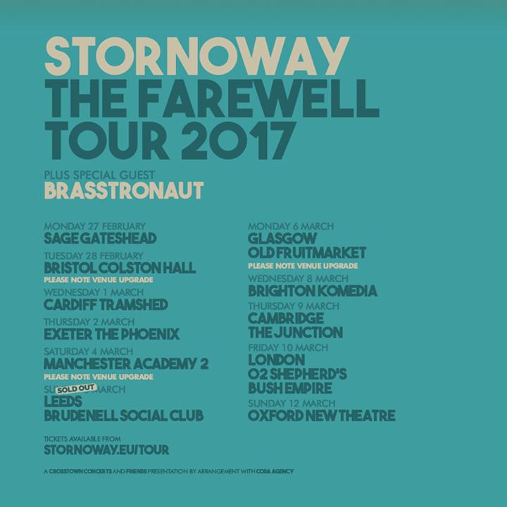 Stornoway @ Tramshed - Cardiff, United Kingdom