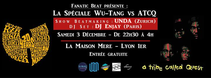 DJ Enjay @ La Maison M - Lyon, France