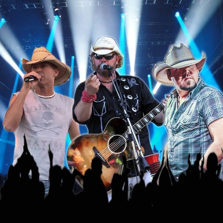 Country Artists Tribute Tour Dates