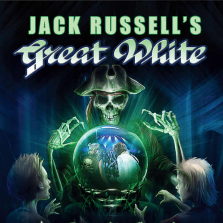 Jack Russell's Great White Pirates Page Tour Dates