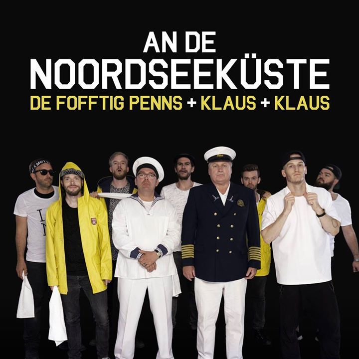 De fofftig Penns Tour Dates