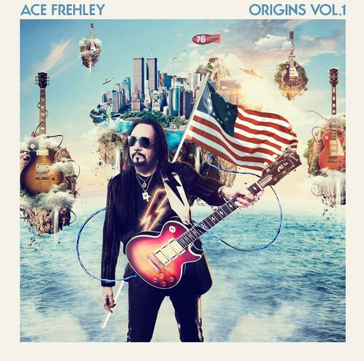 Ace Frehley @ Aladdin Theater - Portland, OR
