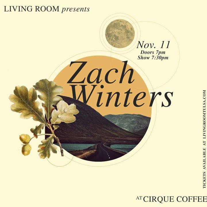 Zach Winters Music Tour Dates