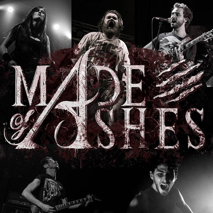 Made Of Ashes Tour Dates