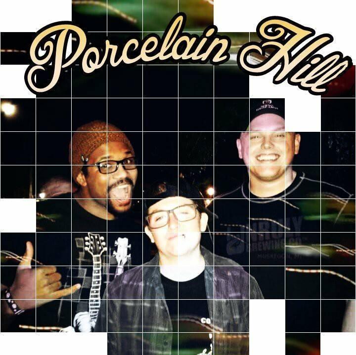 Porcelain Hill Tour Dates