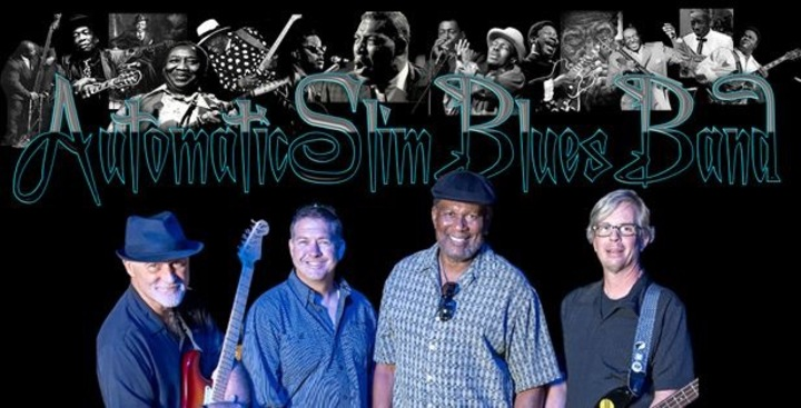 Automatic Slim Blues Band Tour Dates