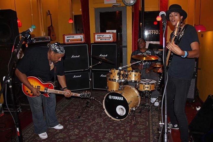 Nerak Roth Patterson Band @ TAFFYS - Eaton, OH