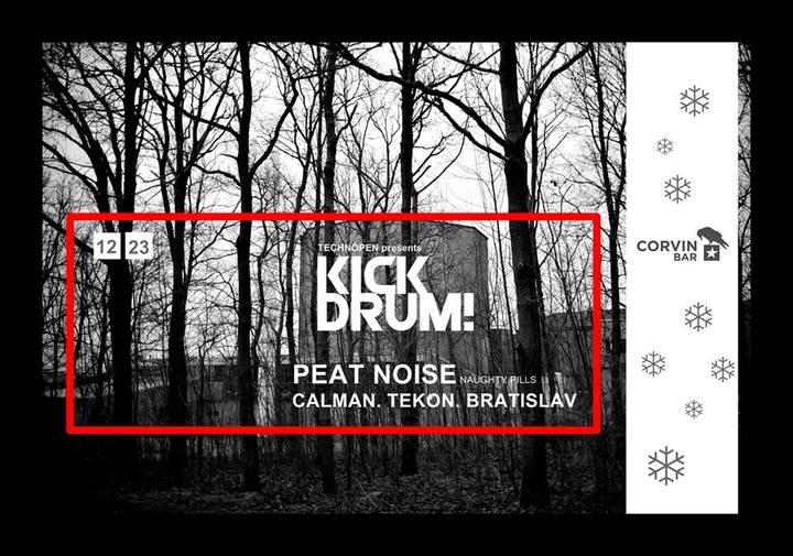 Peat Noise @ Corvin Bar - Budapest, Hungary
