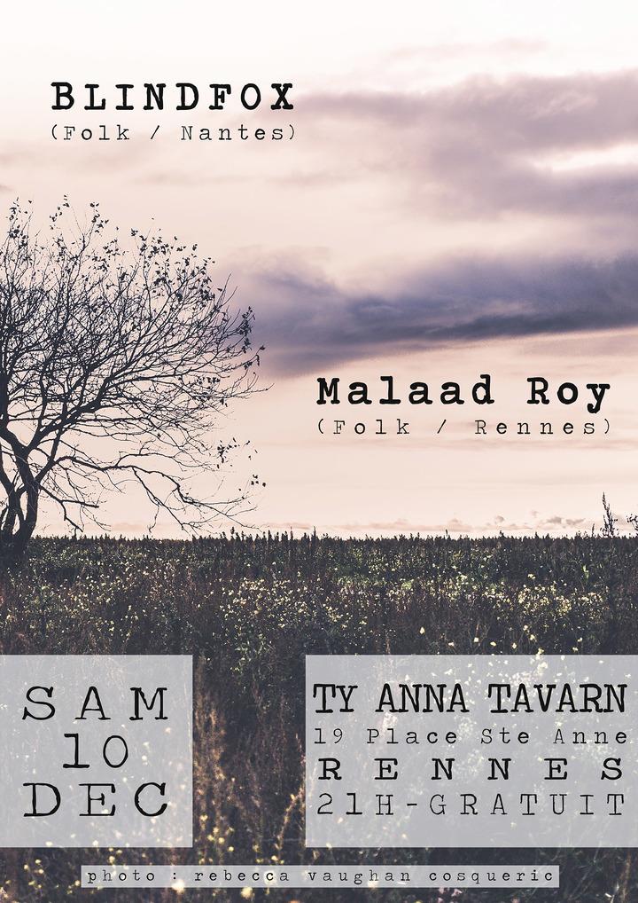 Malaad Roy @ Ty Anna Tavarn - Rennes, France